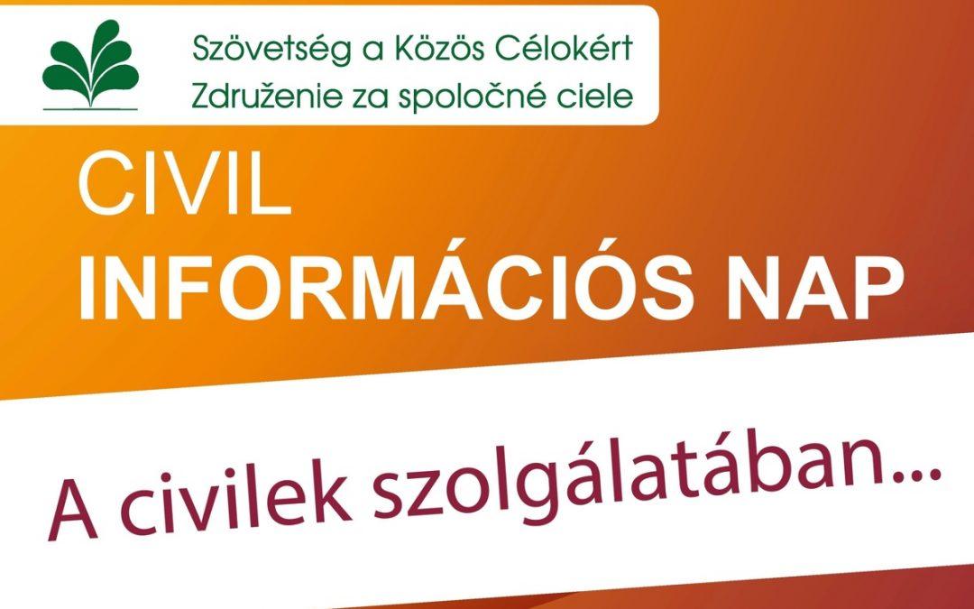 IV. Civil információs nap a Martosi Szabadegyetemen